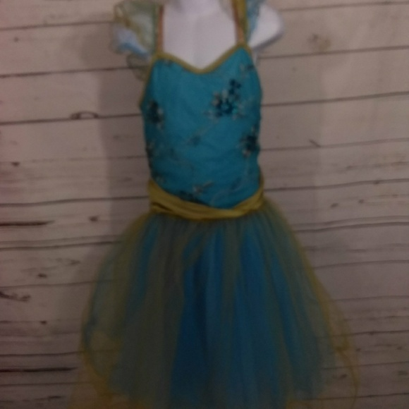 Russian Ballerina Costume Girls Large : blue ballerina costume  - Germanpascual.Com